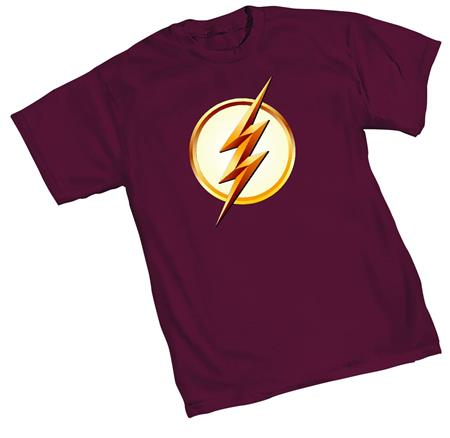 FLASH TV SYMBOL SEASON 2 T/S MED (C: 1-1-2)