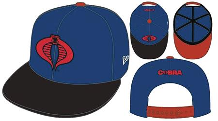 GI JOE COBRA SYMBOL PX ROYAL SNAP BACK CAP (C: 1-1-2)