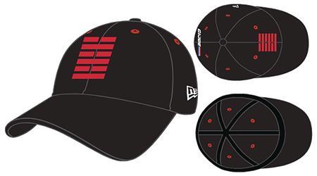 GI JOE ARASHIKAGE PX BLACK FLEX FIT CAP (C: 1-1-2)