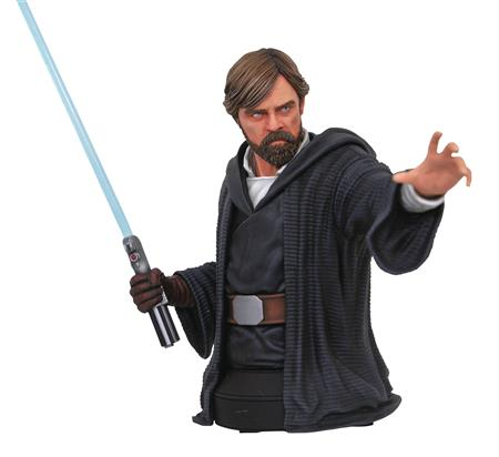 STAR WARS LAST JEDI LUKE SKYWALKER BUST (C: 1-1-2)