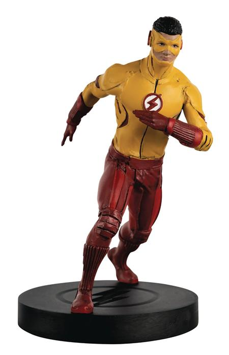 DC CW FLASH FIG COLL #2 KID FLASH (C: 0-1-2)