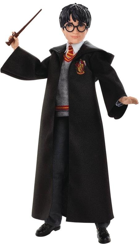 HARRY POTTER COS 7IN SCALE HARRY POTTER DOLL (Net) (C: 1-1-2