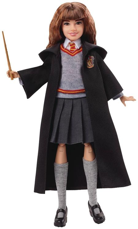 HARRY POTTER COS 7IN SCALE HERMIONE DOLL (Net) (C: 1-1-2)