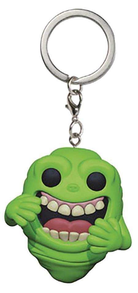 POCKET POP GB SLIMER KEYCHAIN (C: 1-1-2)