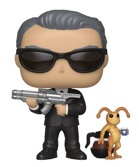POP & BUDDY MEN IN BLACK AGENT K & NEEBLE VINYL FIG (C: 1-1-
