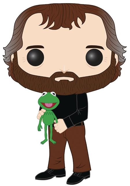 POP AD ICONS JIM HENSON #1 VINYL FIGURE (C: 1-1-2)