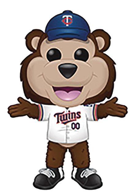 POP MLB TC BEAR TWINS VINYL FIG (C: 1-1-2)