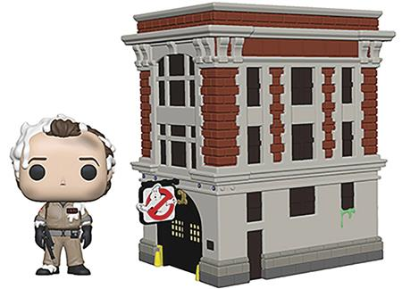 POP TOWN PETER W/ HOUSE VIN FIG (C: 1-1-2)