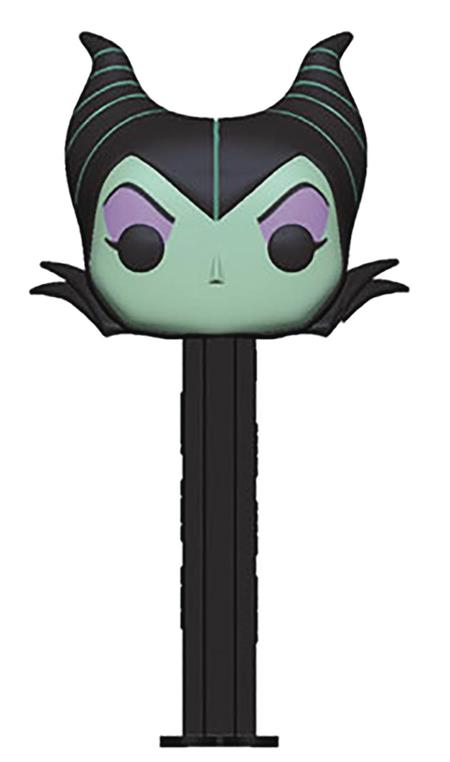 POP PEZ DISNEY VILLAINS MALEFICENT (C: 1-1-2)