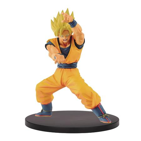 DB SUPER CHOSENSHIRETSUDEN SUPER SAIYAN GOKU FIG (C: 1-1-2)