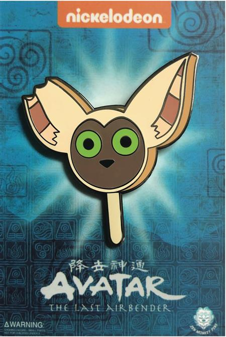AVATAR THE LAST AIRBENDER MOMO POPSICLE PIN (C: 1-1-2)