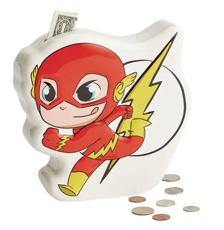 DC HEROES SUPER FRIENDS FLASH COIN BANK (C: 1-1-2)