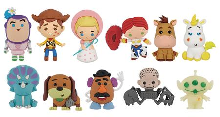 DISNEY TOY STORY CLASSIC FIGURAL KEYRING 24PC BMB DS (C: 1-1