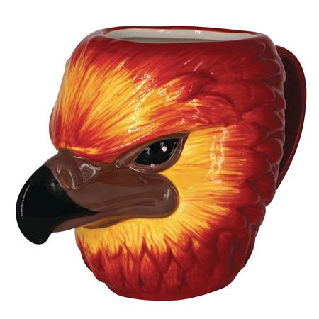 HARRY POTTER PHOENIX CERAMIC MUG (C: 1-1-2)