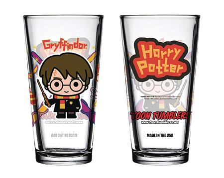 TOON TUMBLERS HARRY POTTER CHARM HARRY GLASS (C: 1-1-2)