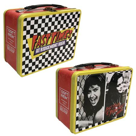 FAST TIMES AT RIDGEMONT HIGH TIN TOTE (C: 1-1-2)
