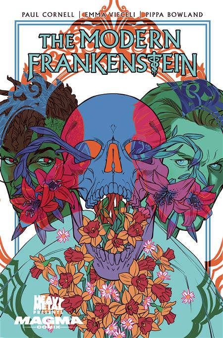 MODERN FRANKENSTEIN #4 10 COPY STOTT INCV (Net) (MR)