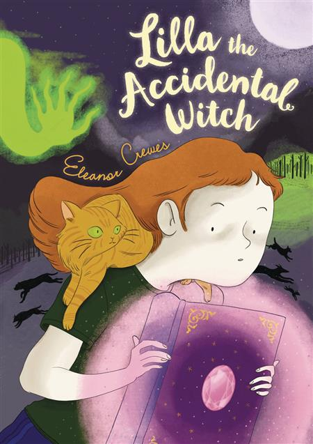 LILLA THE ACCIDENTAL WITCH GN (C: 1-1-0)