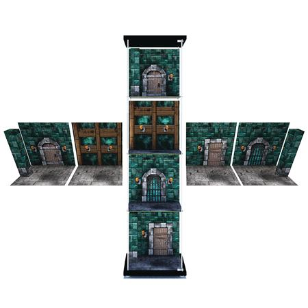 EXTREME SETS DUNGEON 1/12 SCALE DISPLAY PACK (Net) (C: 1-1-0
