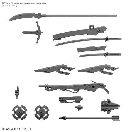 SENGOKU ARMY CUSTOMIZE WEAPONS MDL KIT ACCESSORY SET (Net) (