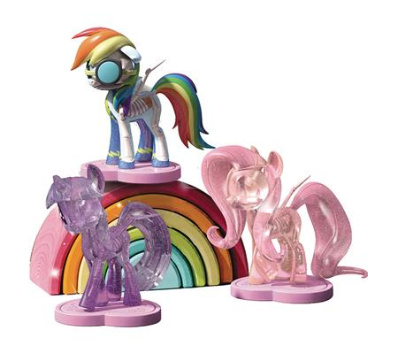 MY LITTLE PONY 12PC TRADING FIG BMB DS (C: 0-0-2)