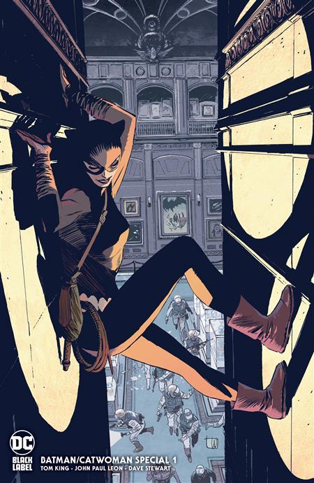 BATMAN CATWOMAN SPECIAL #1 (ONE SHOT) CVR B LEE WEEKS VAR
