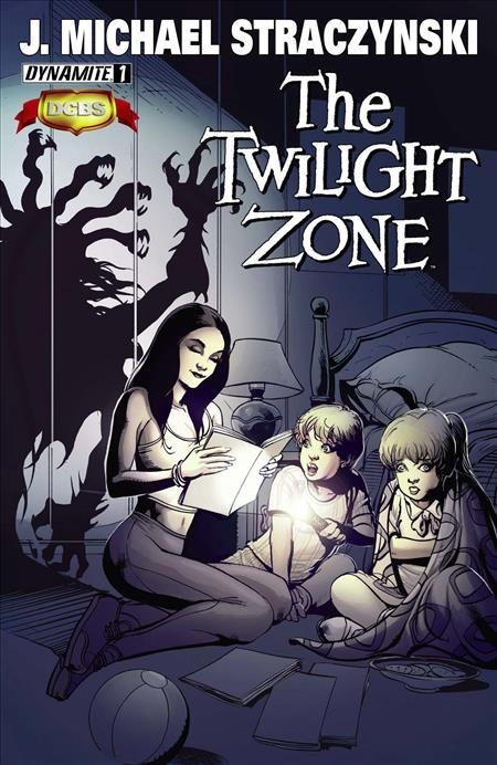 TWILIGHT ZONE #1 DCBS EXCLUSIVE COVER *Special Discount*
