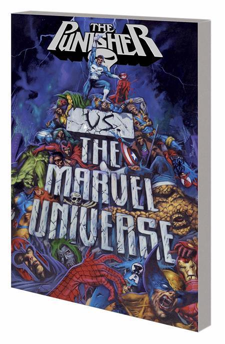 PUNISHER VS MARVEL UNIVERSE TP