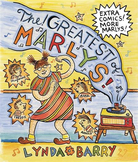Greatest of Marlys HC (C: 0-0-1) - Discount Comic Book Service