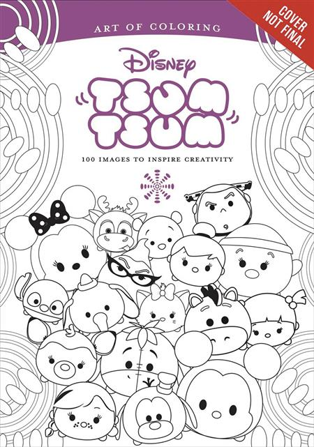 Art Of Coloring Tsum SC C 0 1
