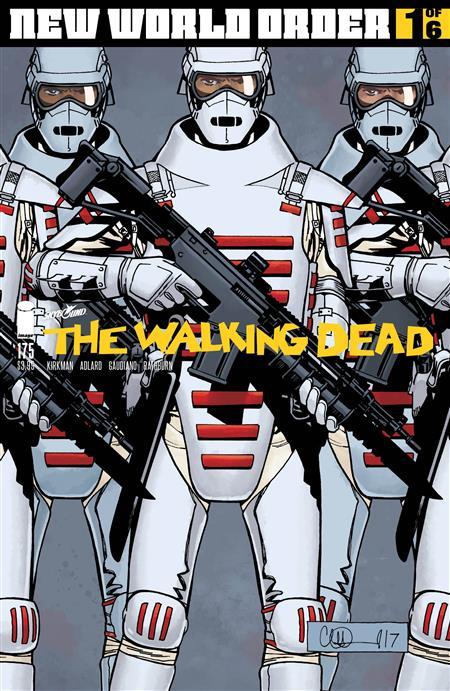 WALKING DEAD #175 (MR)