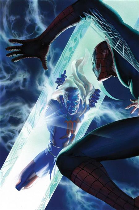 AMAZING SPIDER-MAN #794 LEG