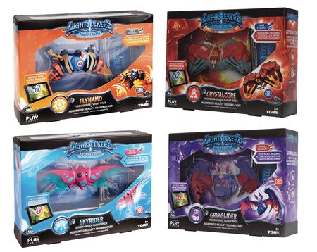 LIGHTSEEKERS AWAKENING FLIGHT PACK ASST (Net) (C: 1-1-2)