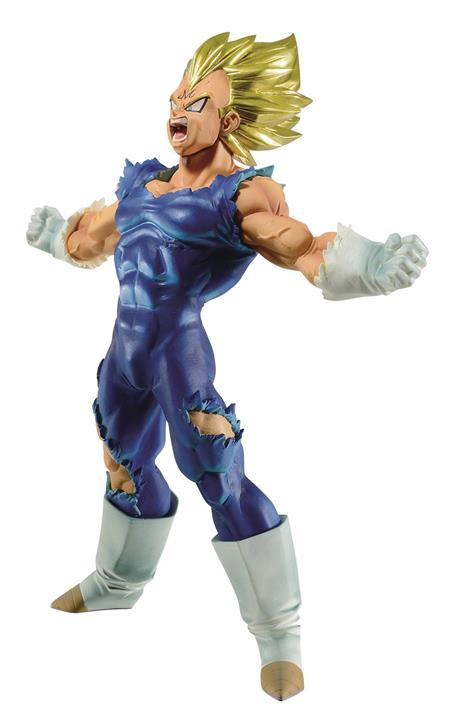 DBZ BLOOD OF SAIYANS MAJIN VEGETA FIG (Net) (C: 1-1-2)
