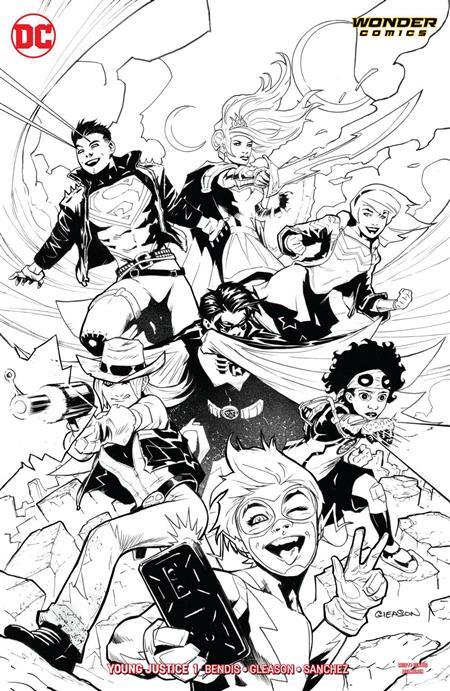 ***November 2018 DC Universe: New Variant Edition Bundle*** LIMIT 2 PER CUSTOMER*
