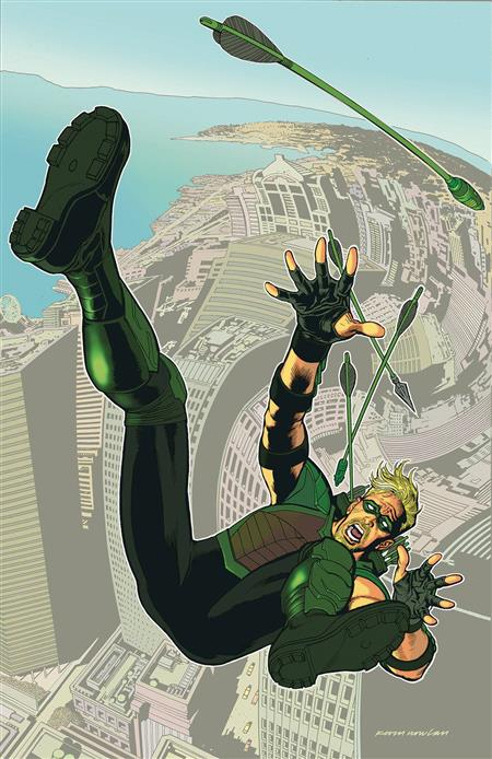 GREEN ARROW #48