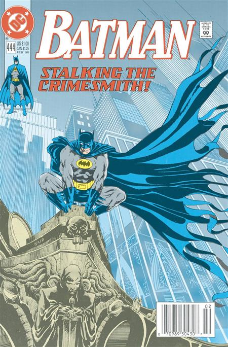BATMAN THE CAPED CRUSADER TP VOL 02