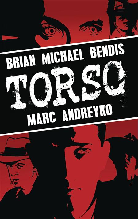 TORSO TP NEW ED (MR)