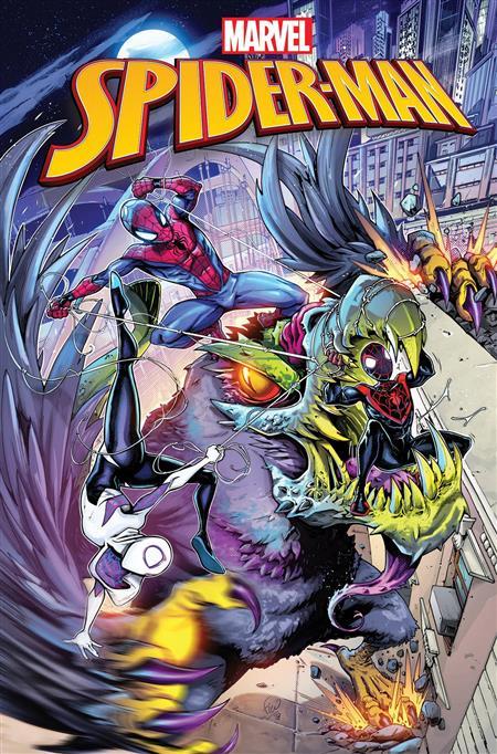 MARVEL ACTION SPIDER-MAN #3 OSSIO
