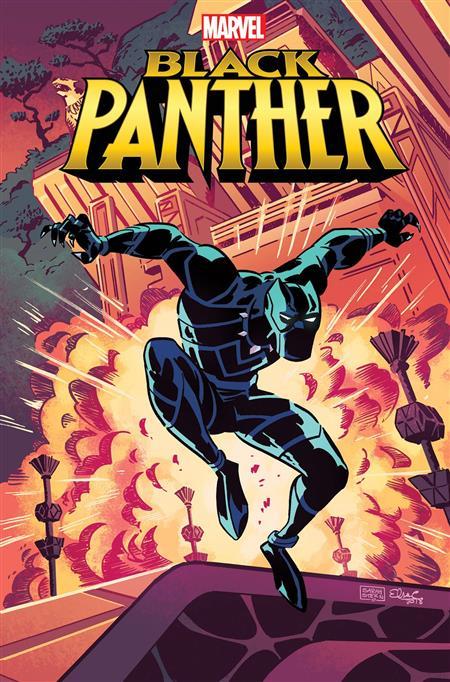 MARVEL ACTION BLACK PANTHER #1 25 COPY INCV CHARRETIER (Net)