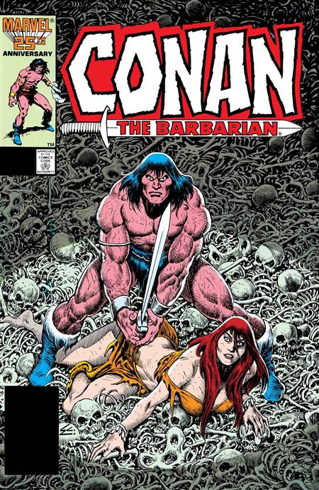 TRUE BELIEVERS CONAN RESURRECTION #1