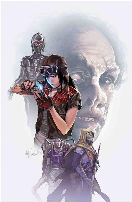 STAR WARS DOCTOR APHRA #28