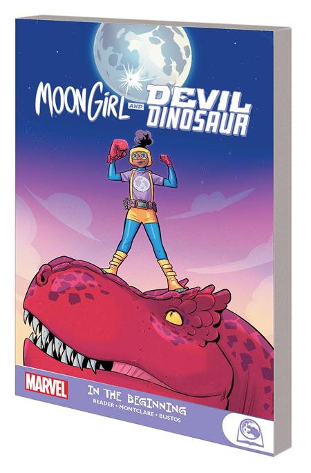 MOON GIRL AND DEVIL DINOSAUR GN TP VOL 01 BEGINNING
