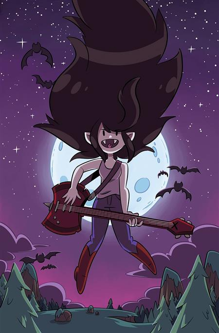 ADVENTURE TIME MARCY & SIMON #1 (OF 6) PREORDER MARCY (C: 1-