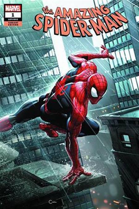 DF AMAZING SPIDERMAN #1 COMICXPOSURE CRAIN EXC (C: 0-1-2)