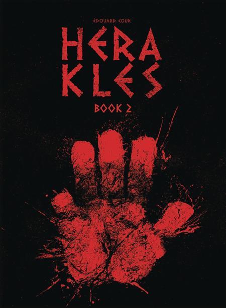 HERAKLES HC BOOK 02