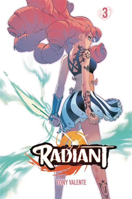 RADIANT GN VOL 03 (C: 1-0-1)