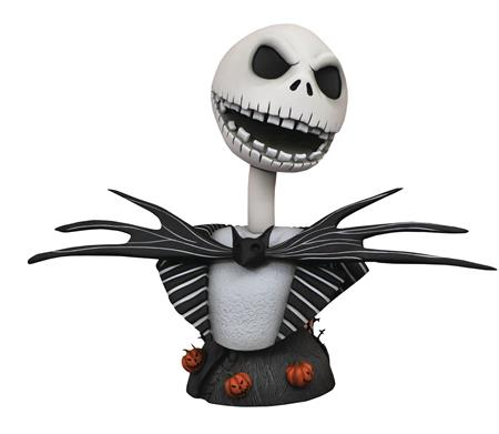 LEGENDARY FILM NBX JACK SKELLINGTON 1/2 SCALE BUST (C: 1-1-2
