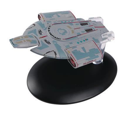 STAR TREK STARSHIPS BEST OF FIG #7 USS DEFIANT NX-74205 (C: