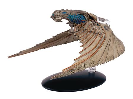 STAR TREK DISCOVERY FIG MAG #4 KLINGON BIRD OF PREY (C: 0-1-